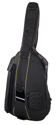 Turtle BS25 Double Bass Bag 3/4