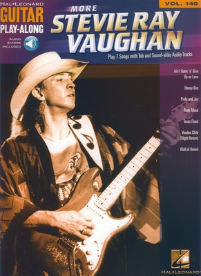 Hal Leonard Guitar Play Along More Stevie