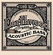 Ernie Ball Strings for Acoustic Bass