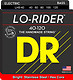 DR Strings Lo Rider LH5-40 Stainless
