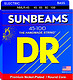 DR Strings Sunbeam Tite Medium NMLR-45